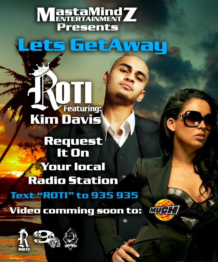 poster final let's getaway