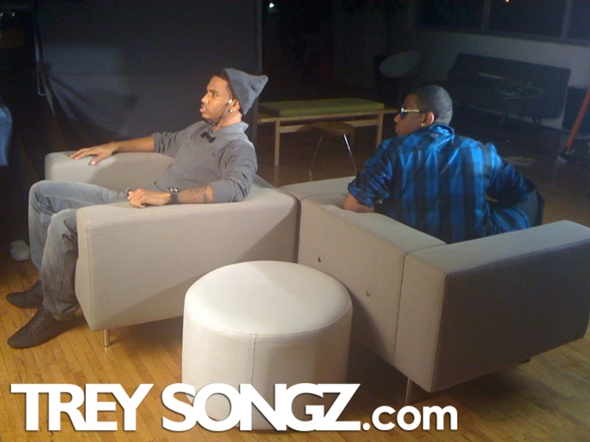 She Said- Foxx ft Trey Songz Lyrics - YouTube